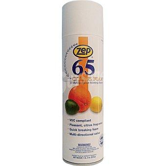 ZEP 65 limpiador multiusos espuma cítrica spray 510 ml