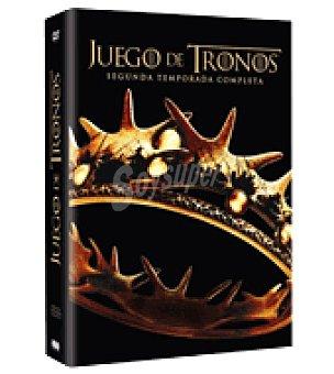 Juego de tronos T2 dvd