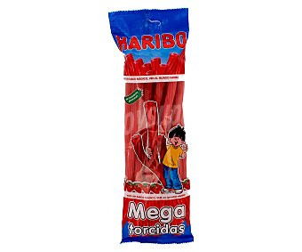 Haribo Regaliz rojo sabor fresa 200 gramos