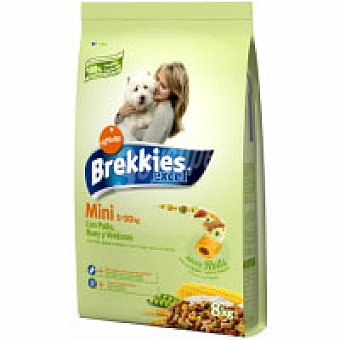 Brekkies Affinity  Dog mini Rolls 7,5 kg