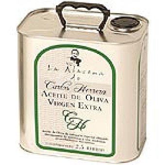 LA ALACENA DE CARLOS HERRERA Aceite de oliva virgen extra Lata 2,5 l