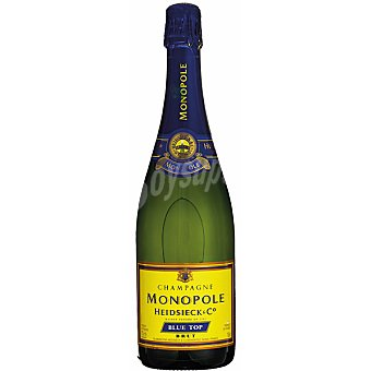 Heidsieck Champagne Monopole Blue Top Botella 75 cl