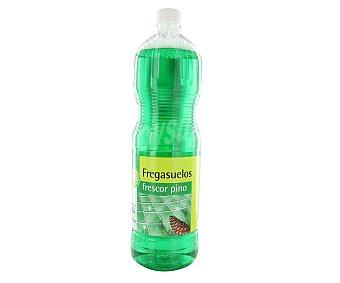 Productos Económicos Alcampo Fregasuelos aroma frescor Pino 1,5 litros