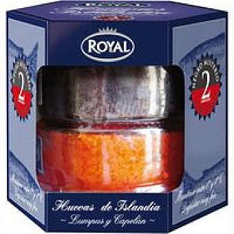 Royal Huevas de Islandia Pack 2x50 g