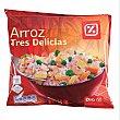 Arroz 3 delicias 3 bolsa - 700 gr DIA