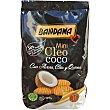 Mini Cleo coco galletas con avena, chía y quinoa sin lactosa, huevo ni frutos secos paquete 125 g paquete 125 g Bandama