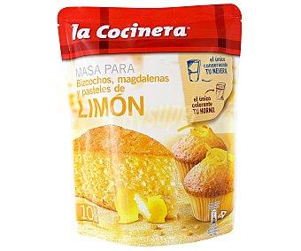 La Cocinera Masa para bizcocho al limón 550 g