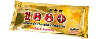 1880 TURRON CHOC.CRUJIENTE 200 GRS