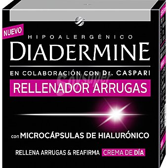 Diadermine Lift + Rellenador de día Tarro 50 ml