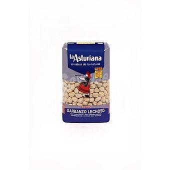 La Asturiana Garbanzo lechoso Paquete 500 g
