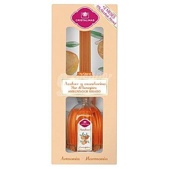 Cristalinas Mikado Ambientador en varillas aromaticas Azahar 45 ml 45 ml