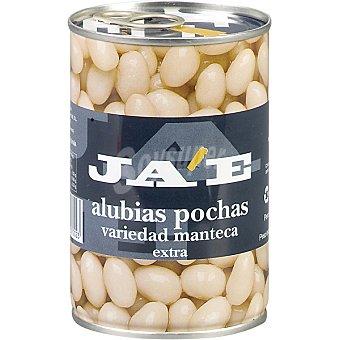 JA'E Alubia pocha manteca cocida Lata 500 g