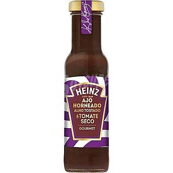Heinz Ajo horneado & tomate seco Frasco 270 g