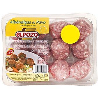 Albóndigas de Pavo Envase de 360 g