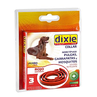 Dixie Collar insectífugo para perro 1 unidad