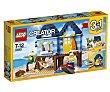 Juego de construcciones 3 en 1 con 275 piezas Vacaciones en la playa, Creator 31063 lego  LEGO