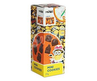 Nickelodeon Galletas mini cookies cacao Minions 275 g