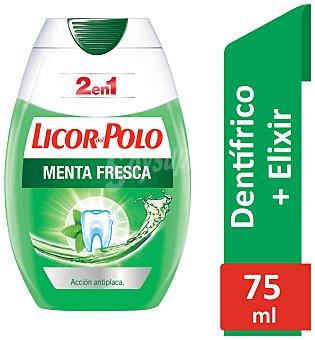 Licor del Polo Pasta de dientes sabor menta 75 ml