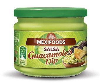 Mexifoods Salsa de guacamole 300 g