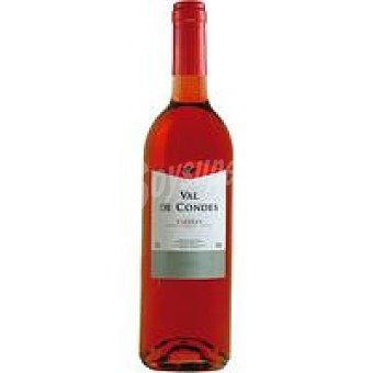 Val de Condes Vino Rosado Cigales Botella 75 cl