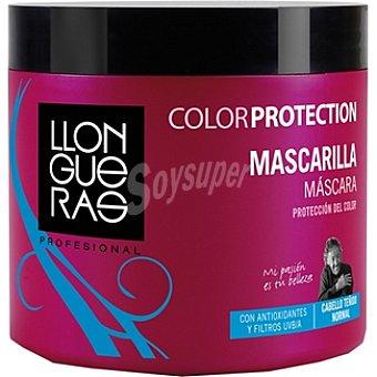 LLONGUERAS PROFESIONAL Mascarilla Color Protection cabello teñido normal Tarro 450 ml