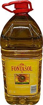 FONTASOL Aceite semillas tapón rojo Garrafa de 5 l