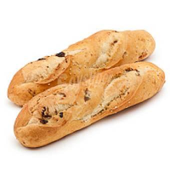 Eroski Pan de pasas-6% nueces 200 g