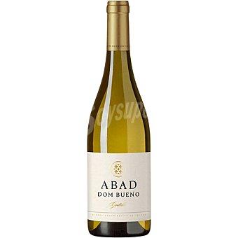 Abad Dom Bueno Vino blanco godello fermentado en barrica D.O. Bierzo botella 75 cl botella 75 cl