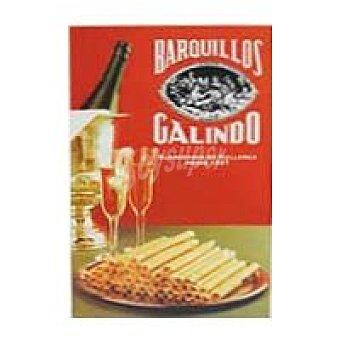 Galindo Barquillos Caja 120 g