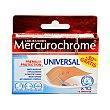 Banda Adhesiva Económica Mercurochrome 10 ud Mercurochrome