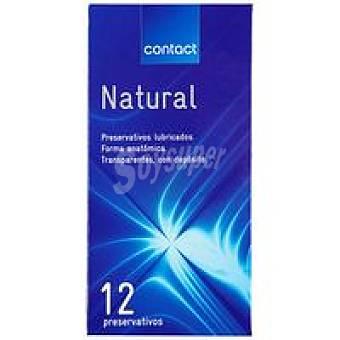 CONTACT Preservativo natural 12 unidades