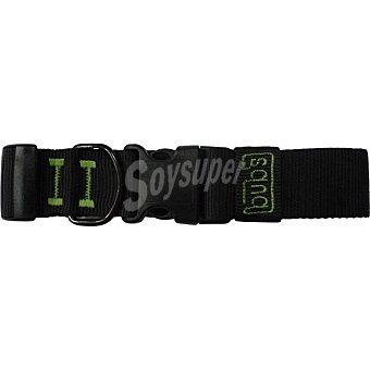 Bub's Collar para perro color negro medida 40 mm 1 unidad 1 unidad