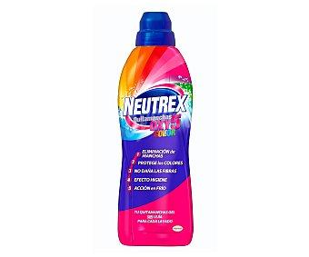 Neutrex Potenciador Antimanchas Sin Lejía Color Puro 1,1 Litros