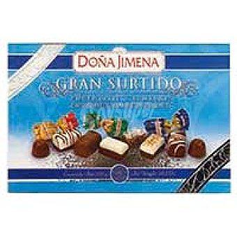 Doña Jimena Surtido de chocolates-bombones Caja 300 g