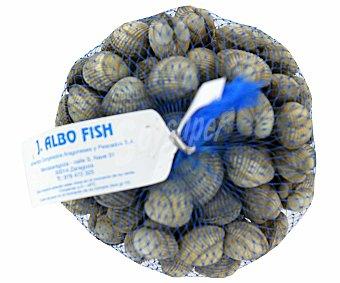 Berberechos gordos Malla de 500 gr