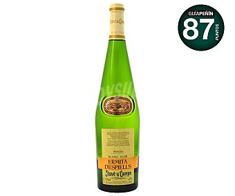 Ermita D'Espiells Vino Blanco Penedés Botella 75 cl