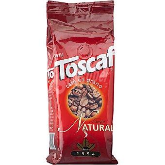 Toscaf Café extra natural en grano Paquete 500 g