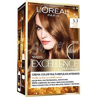 Excellence L'Oréal Paris Tinte intense nº 5.3 Castaño Claro Dorado 1 ud