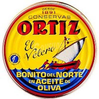 Conservas Ortiz Bonito en aceite de oliva Lata 158 g