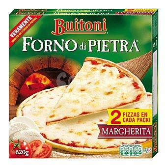 Buitoni Pizza Forno Di Pietra Margherita Pack 2x310 g