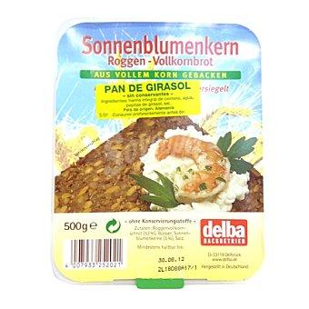 Delba Pan delba girasol tarrina 500 g