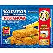 Varitas merluza enriquecidas 450 g Pescanova