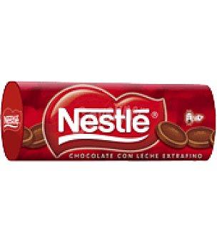 Nestlé Onzas de chocolate con leche extrafino 166 g