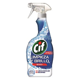 Cif Limpiador baño en crema blanco Botella 750 ml