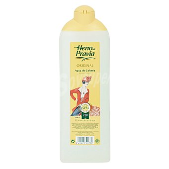 Heno de Pravia Colonia original Botella 650 ml