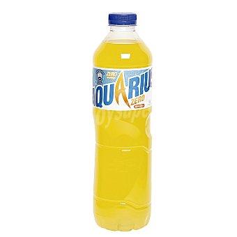 Aquarius Bebida isotónica de naranja sin azúcar Botella 1.5 l