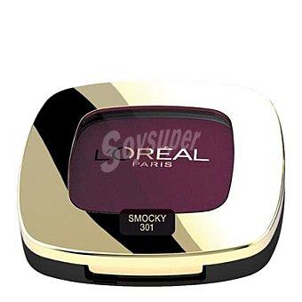 L'Oréal Sombra de ojos monochrome Smocky nº 301 1 ud