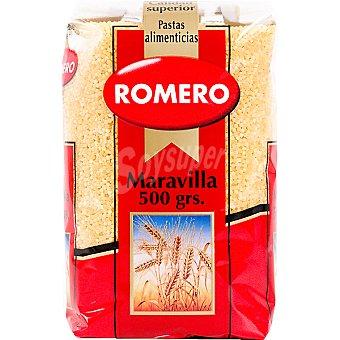 Romero Pasta para sopa maravilla Paquete 500 g
