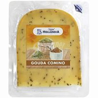 ROYAL HOLLANDIA Queso Gouda con comino 225 g