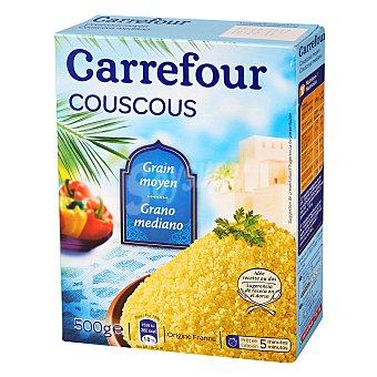 Carrefour Cuscús grano mediano Carrefour 500 g